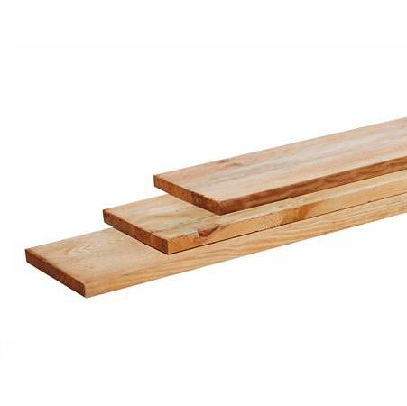 Grenen planken 17mm