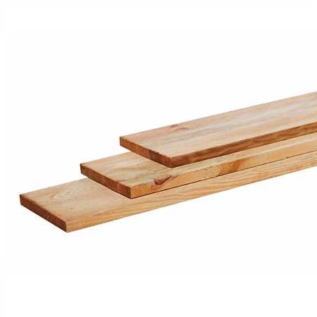 Grenen planken 15mm