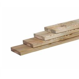 Grenen vlonder planken