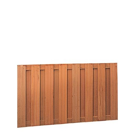 Hardhouten plankenscherm 180x90cm