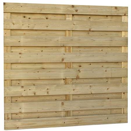 Jumboscherm 15-planks