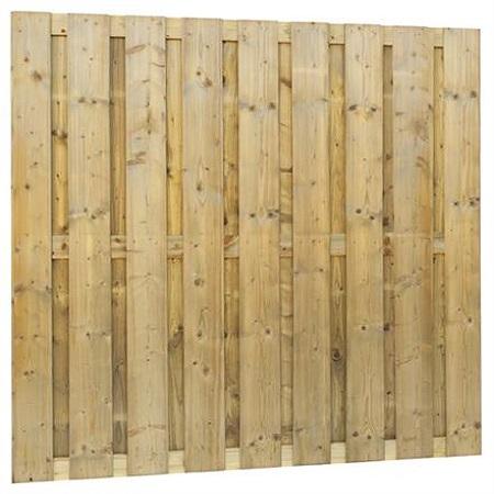 Jumboscherm 20-planks