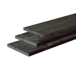 Douglas Douglas fijnbezaagde plank zwart 2,2x20cm fijnbezaagde planken 2,2x20cm-1