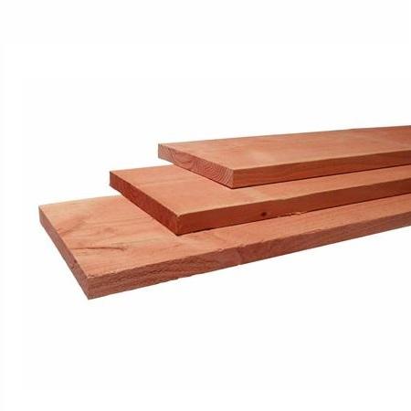Douglas fijnbezaagde planken 1,5x14cm