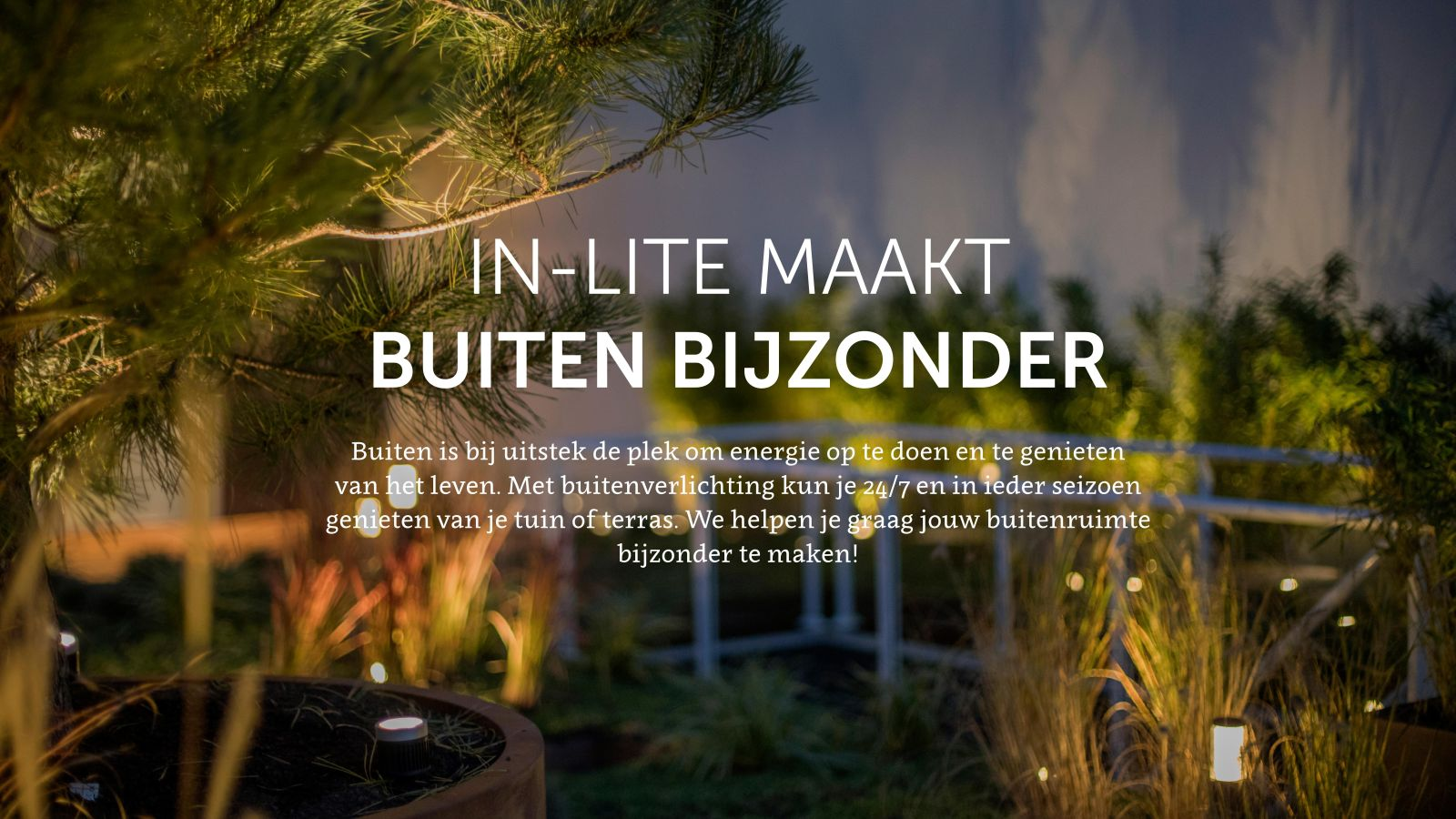 Tuincentrum werkhoven In-lite