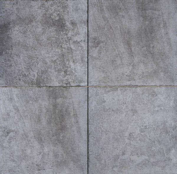GeoCeramica Vecchia Antra Grey 60x60x4cm