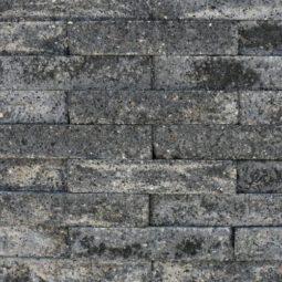 Catrock grijs zwart 11.5x31x10cm