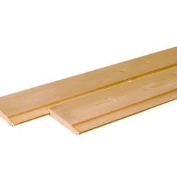 Grenen rabat planken 1,8x14,5cm