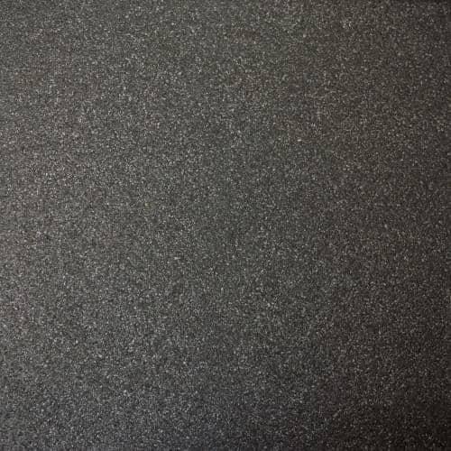 Star black 70x70x3cm betontegel