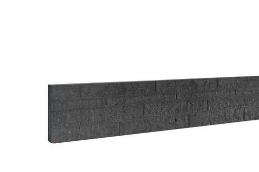 Betonplaat rotsmotief dubbelzijdig_36x3,5x184cm_zonder coating
