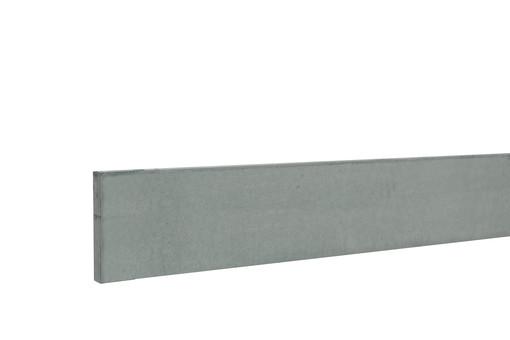 Betonplaat 25x3,5cm GRIJS