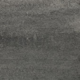 Terras-tegel Grijs/zwart 60x60x4cm