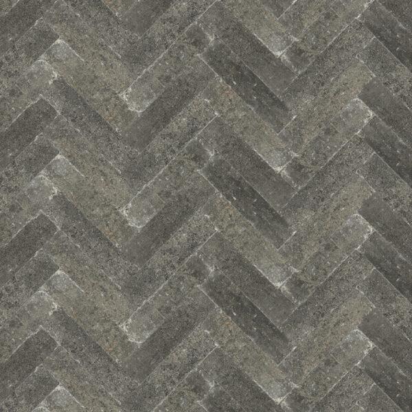 Abbeystones Grijs/zwart 5x20x7cm