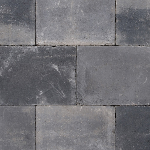 Abbeystones Grijs/zwart 30x40