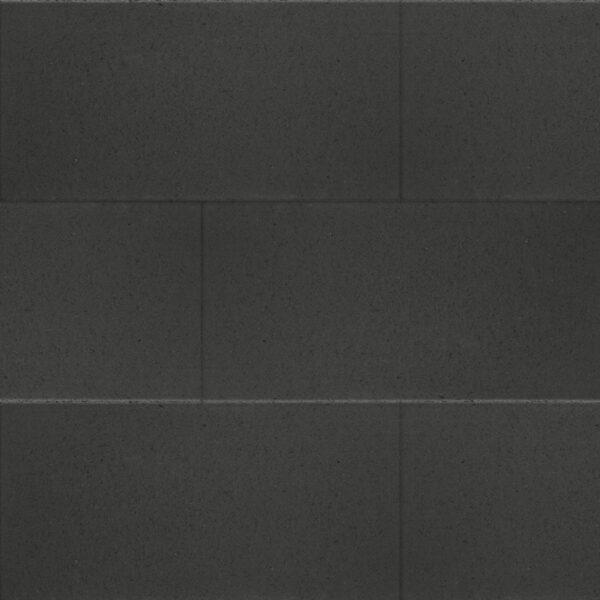 60Plus Soft Comfort Nero 50x100x4cm