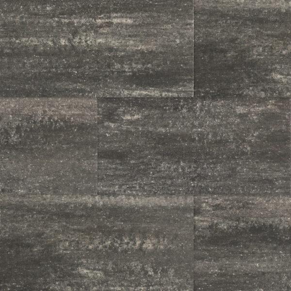 60Plus Soft Comfort Grijs/zwart 30x60x4cm