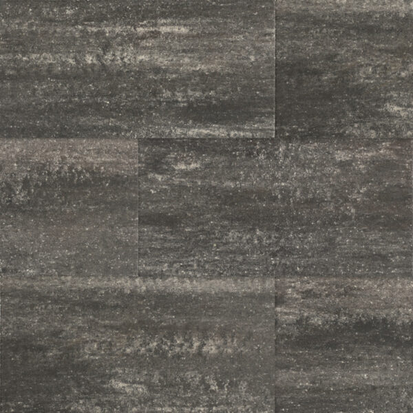 60Plus Soft Comfort Grijs/Zwart 40x80x4cm