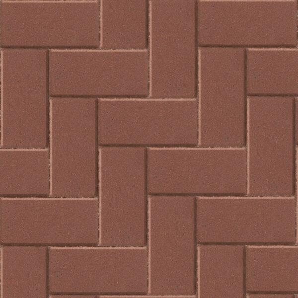 Betonklinkers Rood 10,5x21x8cm